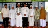 Foto bersama Asisten I dan Camat TBH hulu serta Pengurus PMIP