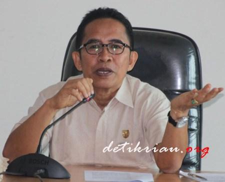 Ketua Komisi I DPRD Inhil, HM Yusuf Said