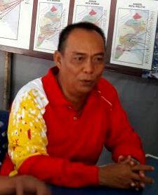 Kepala BPBD Inhil H Yusfik SH