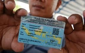 foto ilustrasi kartu nelayan/ net