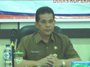 Kadiskop UMKM Inhil, DR H Dianto Mampanini SE MT