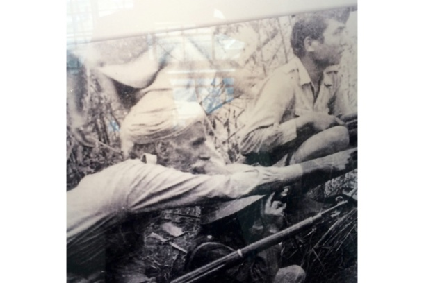 Tentara Gurkha bertempur di Surabaya pada tanggal 10 November 1945. dok Ari/republika.co.id