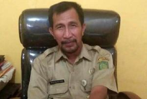 Kepala Bidang (Kabid) Bantuan dan Jaminan Sosial Dinas Sosial (Dinsos) Kabupaten Inhil, Syaiful Kelana