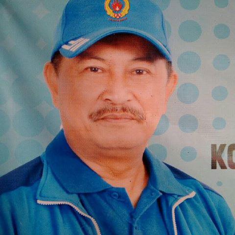 Ketua KONI Inhil H Syamsudin Uti