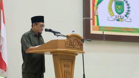 Juru Bicara Fraksi Gerakan Bintang Amanat Keadilan (GBAK), Sumardi