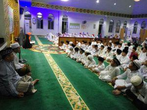 Pengurus Masjid Yamp Komplek Bupati Inhil Taja Perlombaan Baca Al Qur An Www Detikriau Org